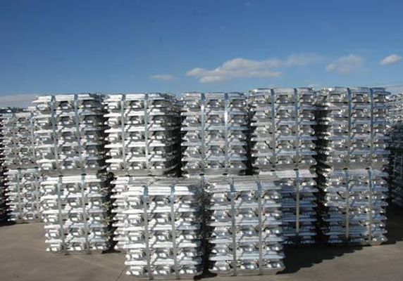 启东铝锭—浇铸铝锭