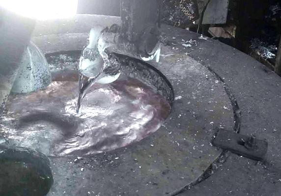铝铸件生产