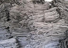 汇龙镇废铝回收—废铝线