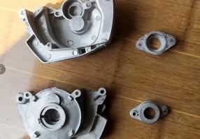汇龙镇铝铸件生产